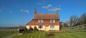 Cottage 99 voorzijde Kent Engeland